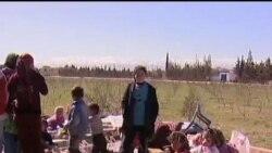 2012-03-06 粵語新聞: 敘利亞繼續鎮壓﹐難民出逃
