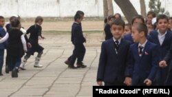 The Tajik constitution sets the first day of school as September 1, which this year happens on a major Muslim holiday.