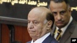 也門新總統哈迪。