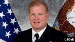 美国海军少将蒙哥马利