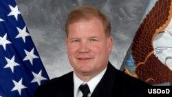 Chuẩn Đô đốc Mark Montgomery, Tư lệnh Đội tác chiến tàu sân bay USS George Washington