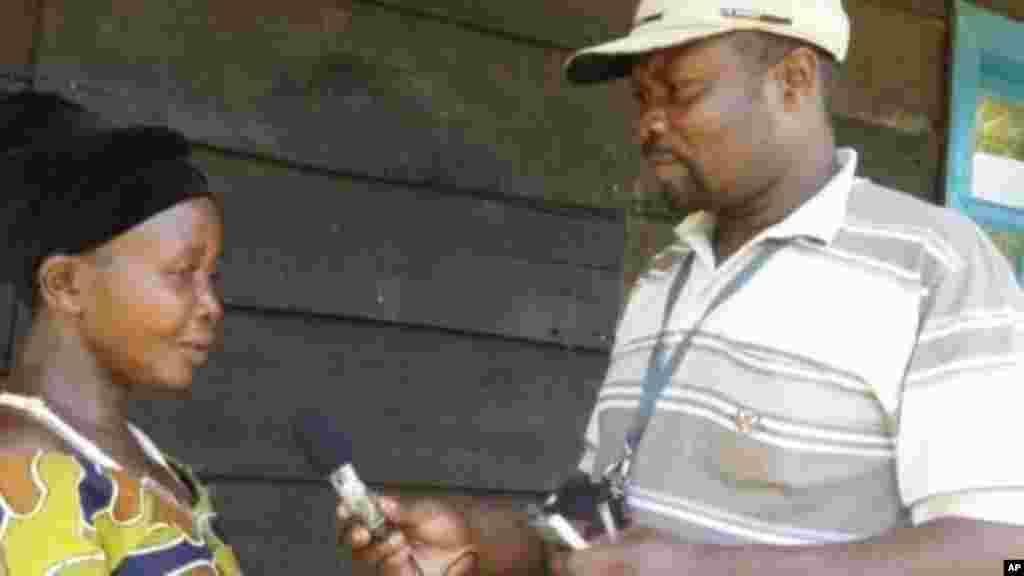 Interview avec une femme violée à Kibuwa.