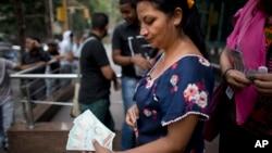 Venezuela, rico en petróleo, encara la peor crisis de su historia reciente que ha llevado a unos cuatro millones de venezolanos a emigrar desde 2015, según la ONU.