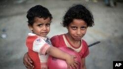 Unicef calcula que unos 370.000 niños necesitarán ayuda psicológica para sobreponerse de alguna manera al trauma vivido.