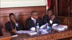 Ex lider juvenil no namibe em tribunal - 2:20