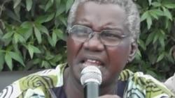 Correspondance de André Kodmadjingar à N'Djamena