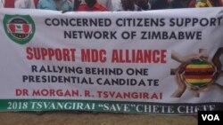 Mubatanidzwa MDC Alliance