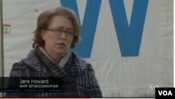 世界糧食計劃署發言人簡霍華德
