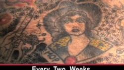 These People Really See the Point in Body Ink