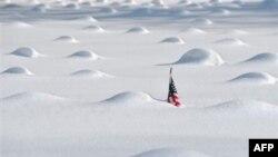 Amerika'da Yine Kar Fırtınası Bekleniyor