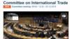 Nghị viên Châu Âu tranh luận 'không cân sức' về EVFTA