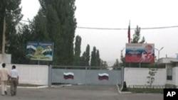 پایگاه روسیه درجنوب شهر دوشنبهً تاجکستان