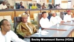 Hukumar Zabe a Niger
