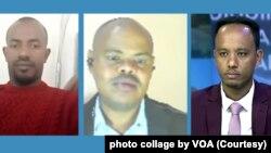 Obboo Yaasoo Kababaaw (Adda Bilisummaa Oromoo), Obboo Gurmeessaa Ayyaanoo (Paartii Koongiresii Federaalawaa Oromoo), Obboo Bizaayyoo Dagafaa (Paartii Badhaadhinaa)