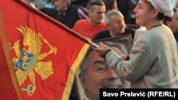 Slavlje u sjedištu DPS-a posle pobjede na izborima