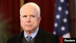 Сенатор Джон Маккейн (архивное фото)