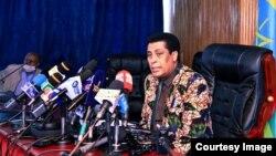 Ministrii Dantaa Alaa Itiyoophiyaa, Ambaasaaddar Dinaa Muftii