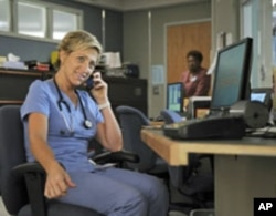 The Truth About Nursing gives Showtime's 'Nurse Jackie' a thumbs up, but TV shows like 'Grey's Anatomy' and 'House' do not fare as well.