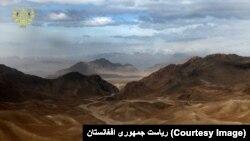 قرارداد استخراج مس عینک در سال ۲۰۰۷ میان افغانستان و چین امضا شد