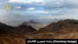 آرشیف - تصویری از معادن مس عینک در ولایت لوگر