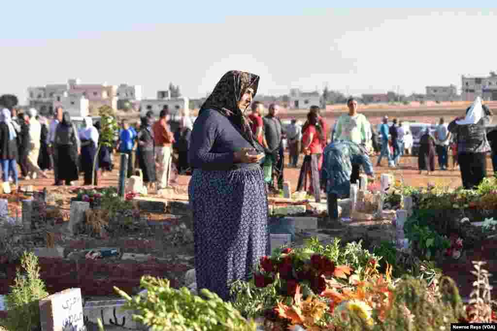 Cejna Qurbanê ya Xelkê Efrînê li Şehba