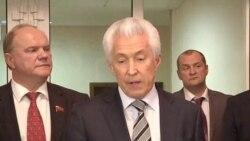 Реакция российских законодателей на принятие «закона Магнитского»