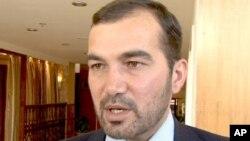افغانستان کے نائب وزیر تعلیم محمد آصف