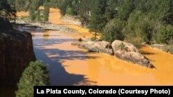 Река Анимас в штате Колорадо