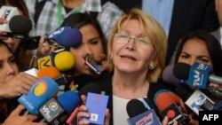 La procureure générale Luisa Ortega, Caracas, Venezuela, le 13 juin 2017.