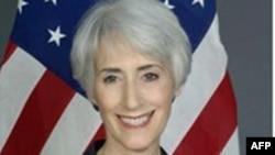 Заместитель госсекретаря США по политическим вопросам Уэнди Шерман