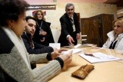 Armenian Presidential Elections