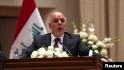 Perdana Menteri Irak yang baru, Haider al-Abadi.