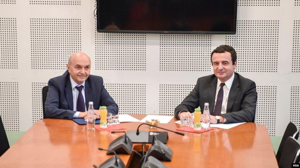 Vetëvendosje e LDK më afër marrëveshjes për bashkëqeverisje