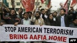 Талибы требуют освобождения Аафии Сиддики