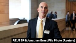 Звільнений генеральний інспектор Держдепартаменту США Стів Лінік
