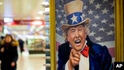 Імідж США у світі потерпає через негативні оцінки політики Трампа
