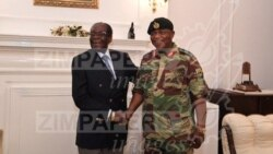 Kalan ani Famuyali Zimbabwe Jamanatigi Robert Mugabe ka Fanga Daragili la