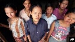 Anak-anak yang menjadi korban perdagangan seks di Asia (foto: ilustrasi).