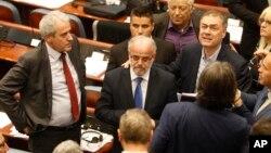 Novi predsednik Sobranja Talat Džaferi