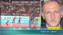 شکست ناباورانه والیبال ایران مقابل استرالیا