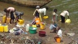 Reportage d'Ernest Muhero à Bukavu pour VOA Afrique