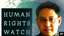 ที่ปรึกษาองค์การด้านสิทธิมนุษยชน Human Rights Watch เรียกร้องรัฐบาลตรวจสอบข้อเท็จจริงจากเหตุการณ์ความไม่สงบอย่างโปร่งใส เพื่อสร้างความเชื่อมั่น และยุติความขัดแย้งในระยะยาว