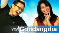 VOA Gondangdia: Run for Tempeh