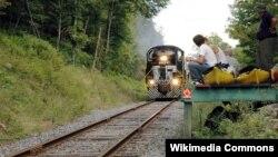 راه آهن آديرونداک