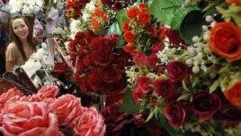 Hoa cho Ngày Tình Nhân
