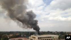 Islamist Militants Attack Nairobi Mall