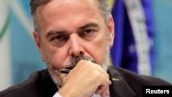 El ahora excanciller brasileño Antonio Patriota regresará a Estados Unidos donde fue embajador de Brasil en Washington, pero lo hará a Nueva York como representante ante ONU.