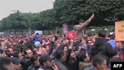 Protesti na Bliskom istoku