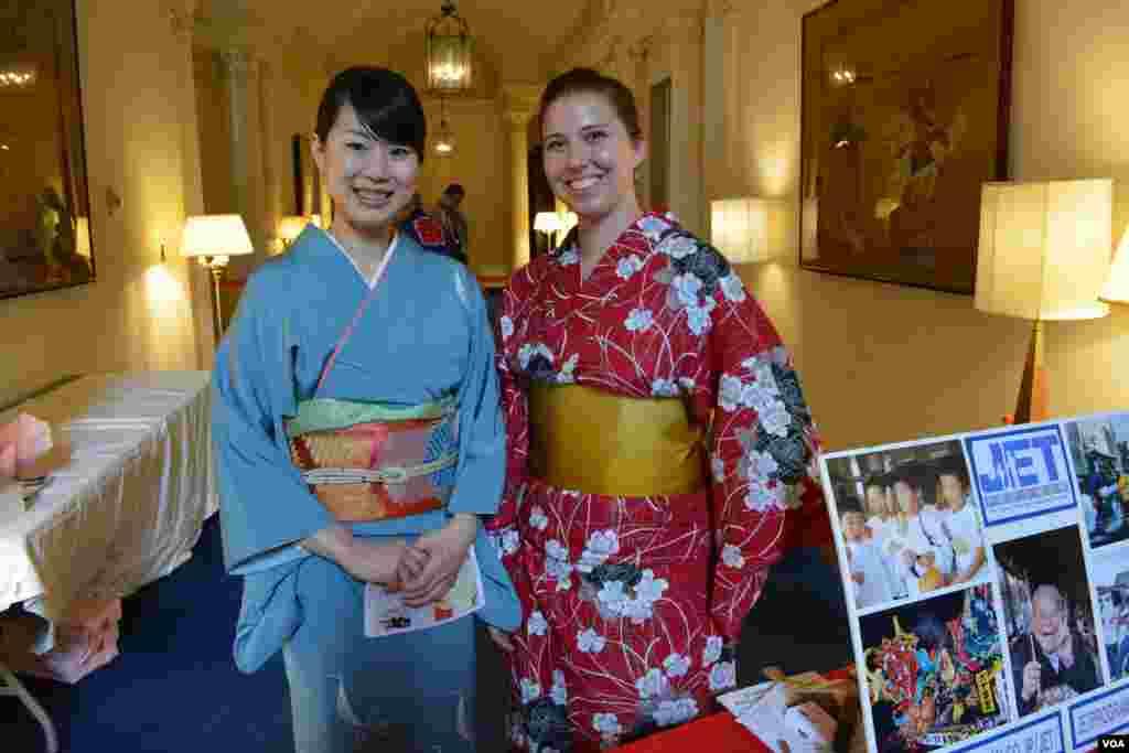 Японское кимоно к лицу не только японкам