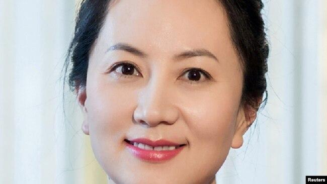 Bà Mạnh Vãn Chu đang chống lại yêu cầu dẫn độ sang Mỹ sau khi bị bắt ở Canada vào tháng trước.